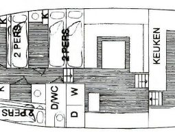 Klipper-Yacht